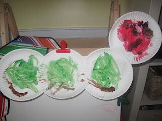 The Very Hungry Caterpillar paper plate craft & The Very Hungry Caterpillar paper plate craft | Done | Pinterest ...
