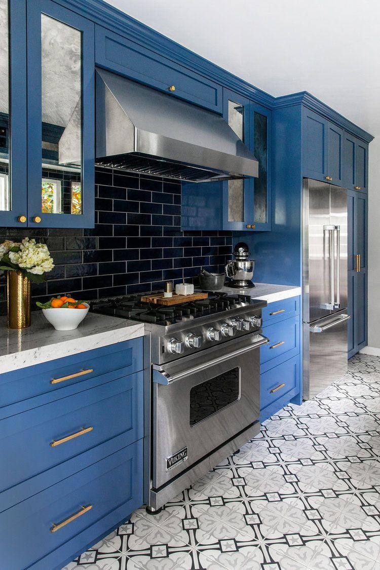 Palisades Anne Rae Design Interior Design San Diego Ca Kitchen Cabinet Inspiration Blue Kitchen Cabinets Kitchen