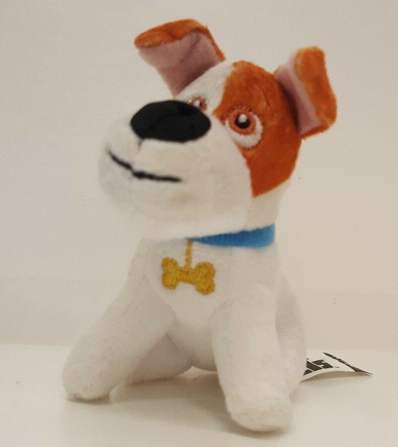 Max Secret Life Of Pets Stuffed Plush Dog Universal Studios