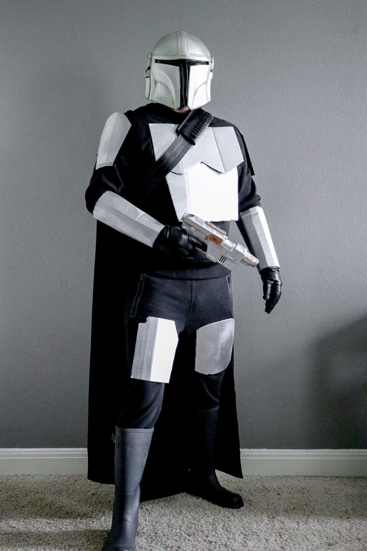 Kids Mandalorian Armor DIY
