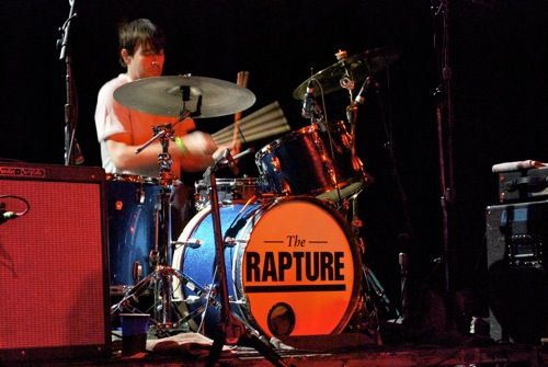 The Rapture - The Music Box - October 7, 2011 | L.A. Weekly