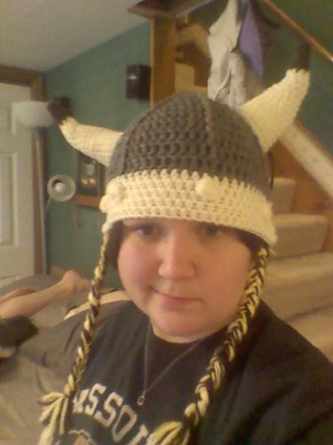 Ravelry: Free Viking Helmet Pattern | CrochetHolic - HilariaFina ...