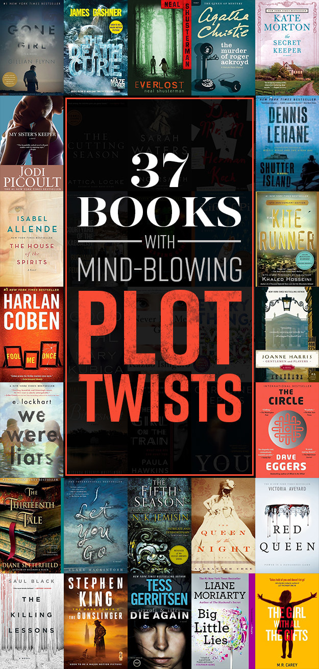 Official Tumblr Of Buzzfeed Dot Com The Website Who Doesn T Love A Good Plot Twist Books Book Suggestions Music Book