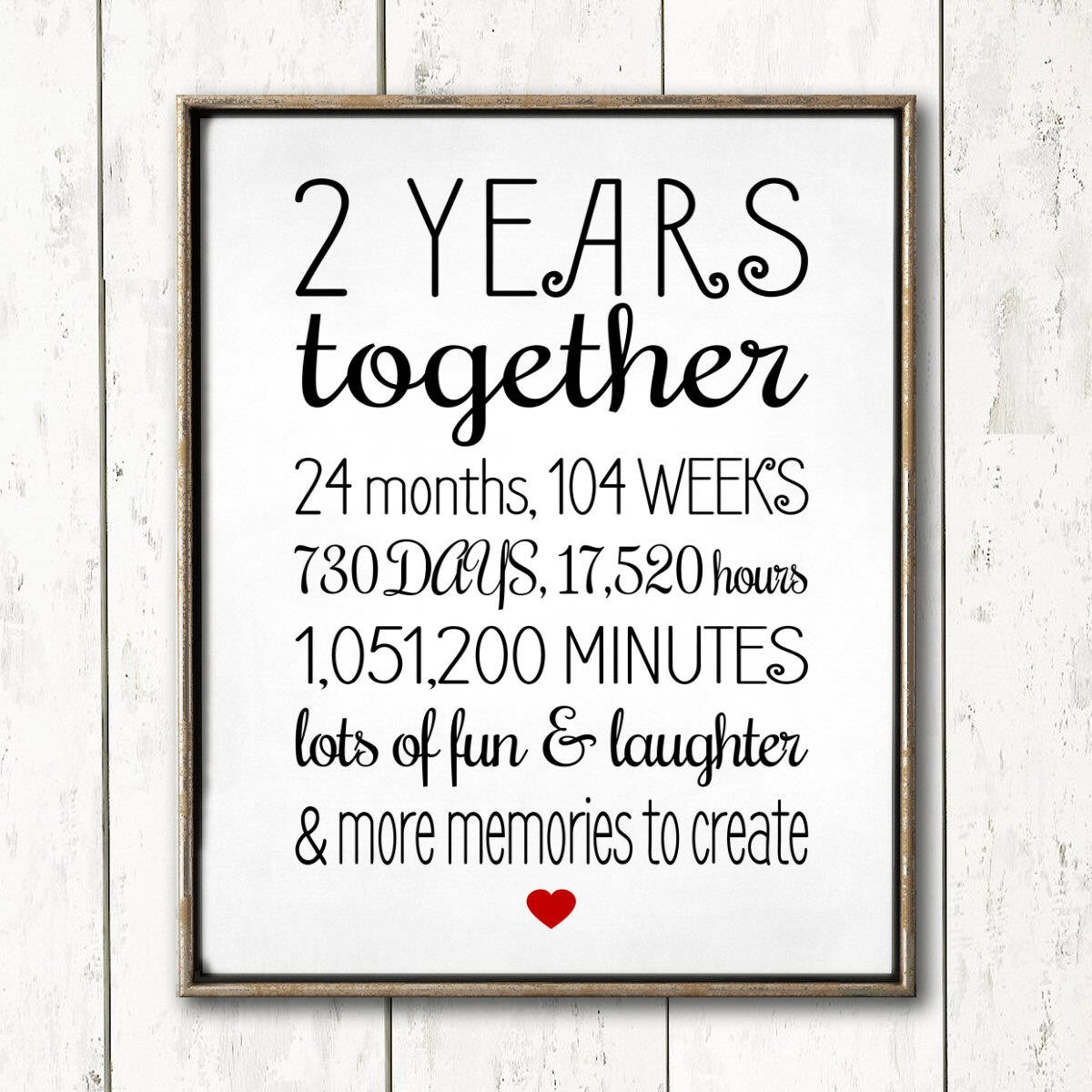 9 YEAR ANNIVERSARY Sign Editable Personalize with names  Etsy