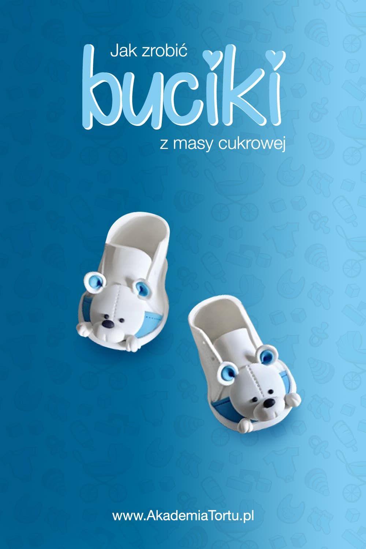 Buciki Z Masy Cukrowej Akademiatortu Pl Baby Shoes Shoes Kids
