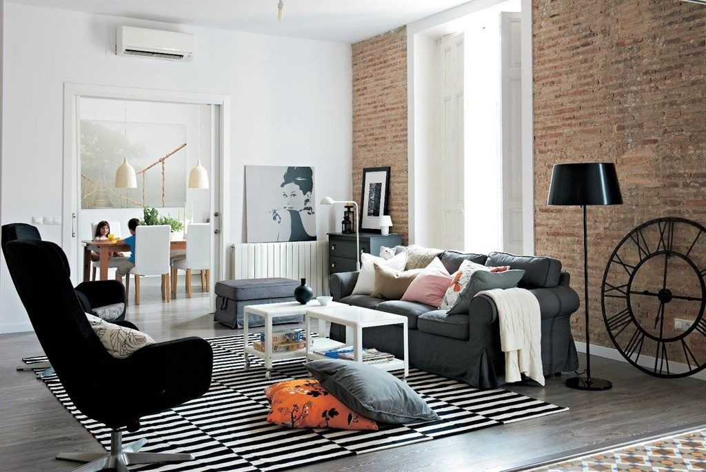 ikea ektorp grey stockholm rand teppich wn trze. Black Bedroom Furniture Sets. Home Design Ideas