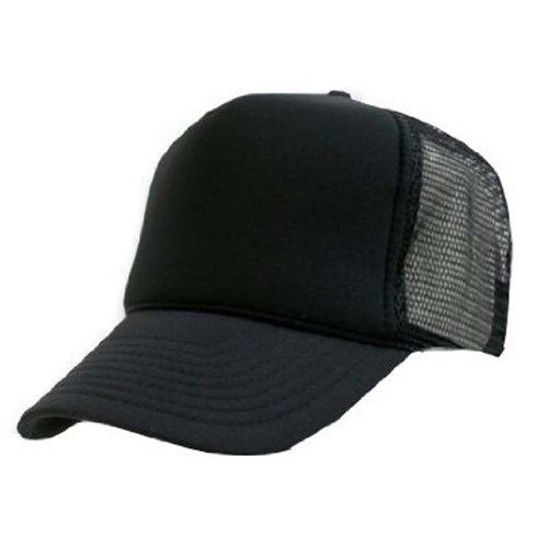 Vintage Trucker Hat Solid - Black  2.40  d9b6548051de
