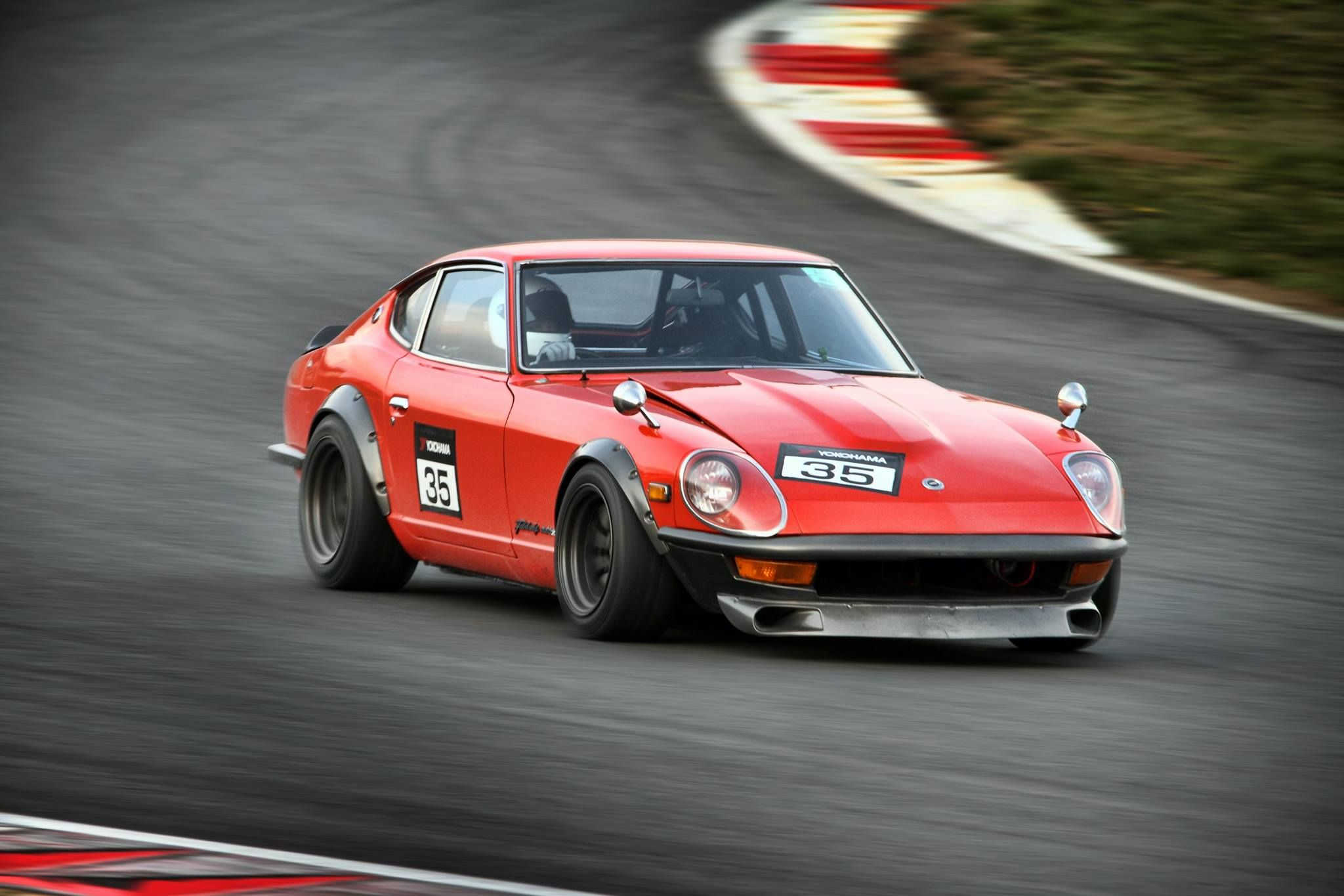 Vintage Patch TEAM DATSUN EUROPE Japan Nissan Motor Rally Sports Racing Car