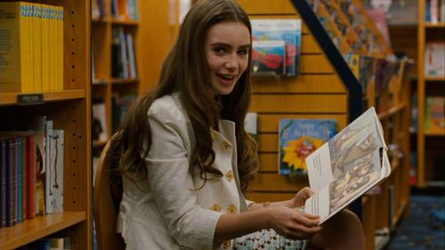Lily Collins Image The Blind Side Collins Image The Blind Side Lily Collins