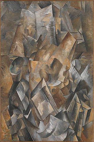 HAPPY BIRTHDAY Georges Braque (13 May 1882 – 31 August 1963) was a major 20th-century French painter, collagist, draughtsman, printmaker and sculptor.  ___ Georges Braque (13 Mayıs 1882; Argenteuil, Val-d'Oise – 31 Ağustos 1963, Paris), Fransız ressam ve heykeltıraş. Pablo Picasso ile Kübizm akımını başlatmıştır.