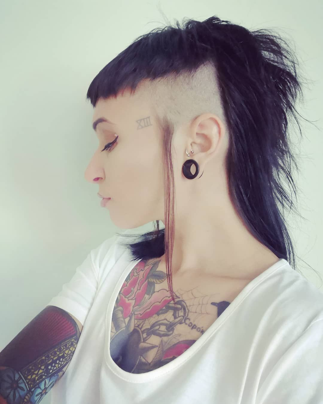 13+ Undercut mullet ideas in 2021