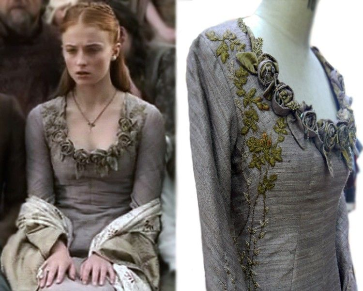 Here Is The Blog Of The Game Of Thrones Costume Maker All Dressed