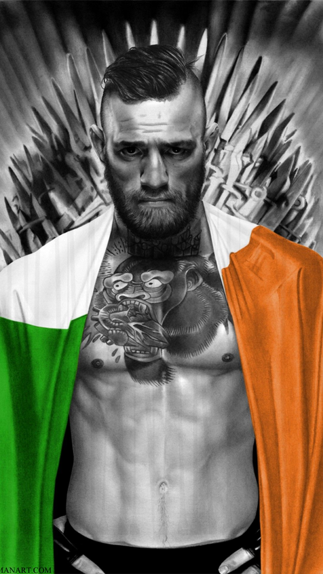 HD Conor McGregor Wallpaper iPhone (With images) Conor
