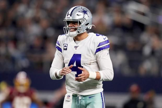 Dak Prescott Amp Cowboys Negotiations Hit Stalemate In 2020 Dak Prescott Dak Prescott Cowboys Dak