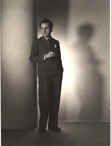 Man Ray, Self Portrait as a Fashion Photographer, 1936 ...