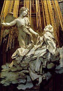 聖テレジアの法悦 (The Ecstasy of Saint Therese)