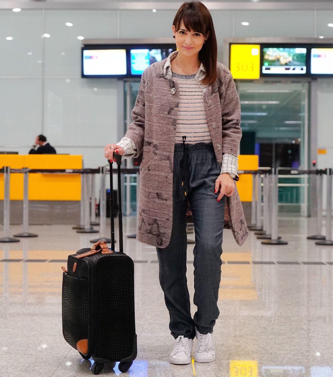 Aeroporto York : Look de aeroporto para nova york danielle noce 1 looks pinterest