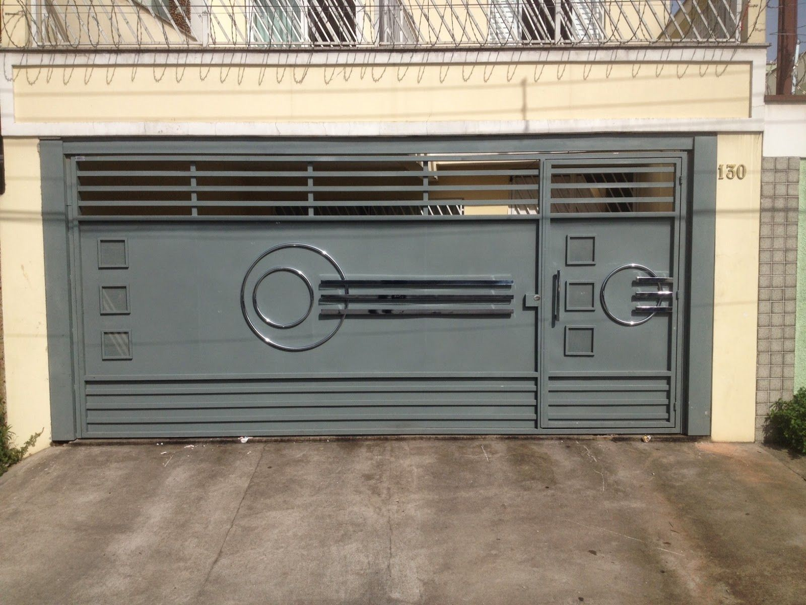 Pin By Mianshahzad On Steel Gate Design Front Gate Design House