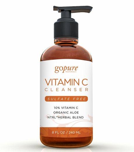 Vitamin C Facial Skin Care Trio System Gopure Beauty Beauty Skin Care Skin Care System Eye Gel