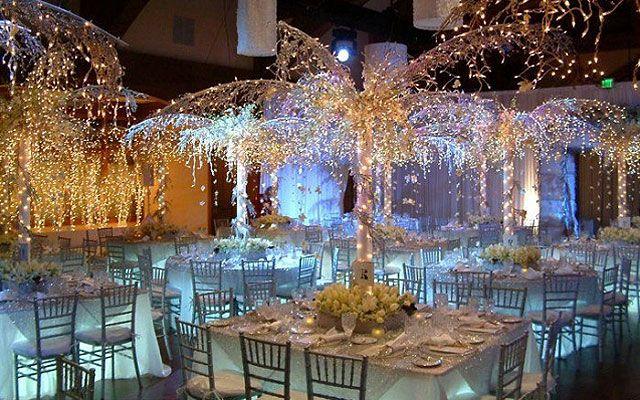 Decofilia Blog Decoración de bodas de invierno - Decofilia