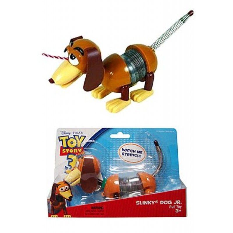 Slinky Dog Jr Pull Toy Mini Toy Story Pull Toy Toy Story Dog Toys