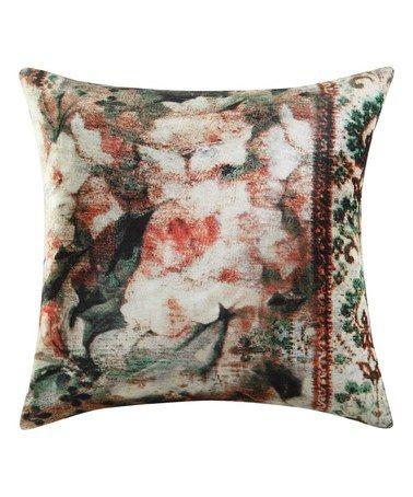 Odessa Printed Decorative Pillow Zulily Zulilyfinds Decor Awesome Pink Zebra Print Decorative Pillows