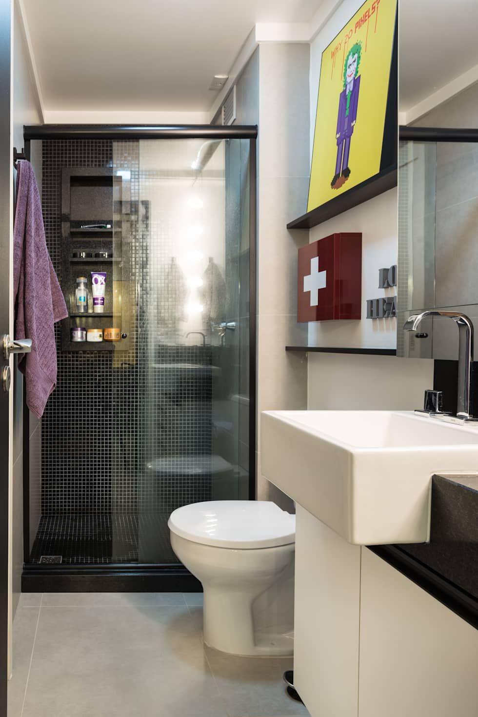 Fotos de decoração, design de interiores e reformas | Bathrooms ...