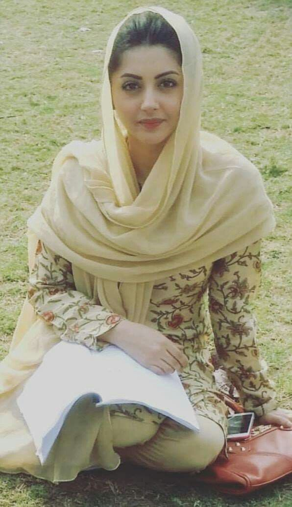 Pakistani muslim girl