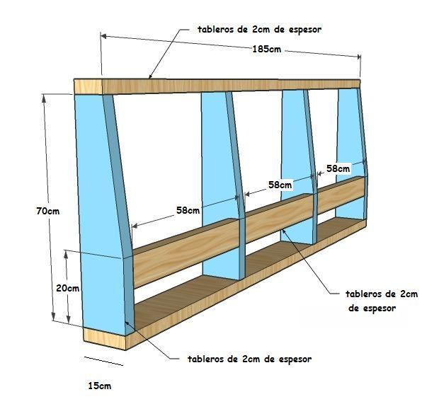 Vctry 39 s blog como hacer un sillon o sofa cama con baul - Como hacer un sofa paso a paso ...