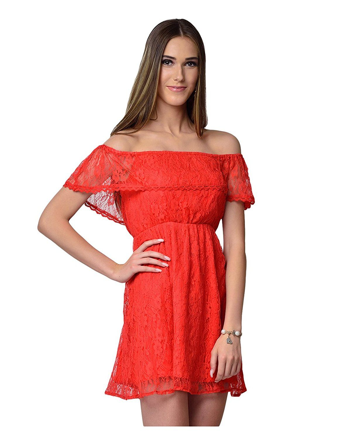 787a6688509 Red sexy sizzling dress for valentine day