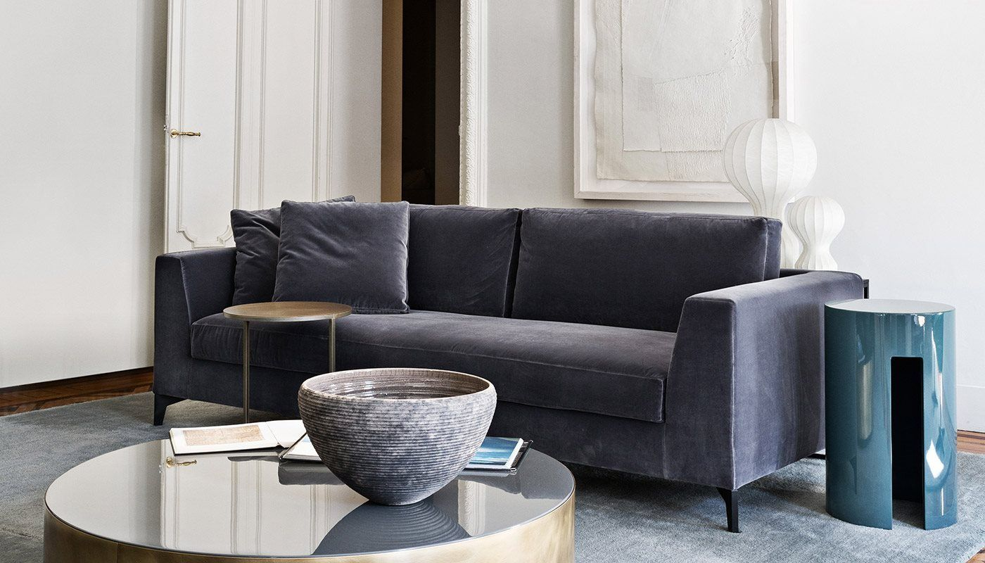 Louis Up Sofas Meridiani Srl