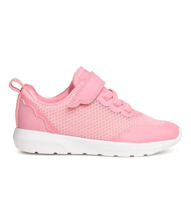 27797d26542 Mesh Sneakers | Pink | Kids | H&M US | Zapatos | Zapatillas ...