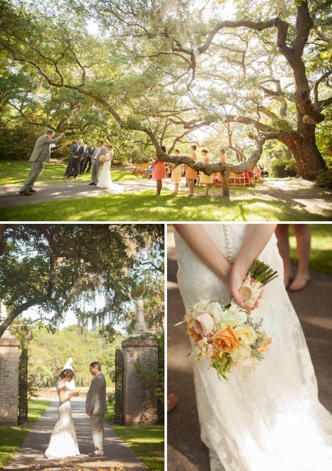 Real Charleston Weddings Featured On The Wedding Row