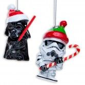character holiday ornaments