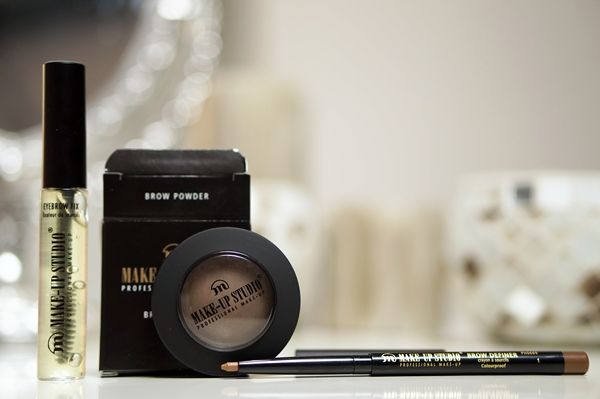 Make-up Studio wenkbrauw producten / Brow products