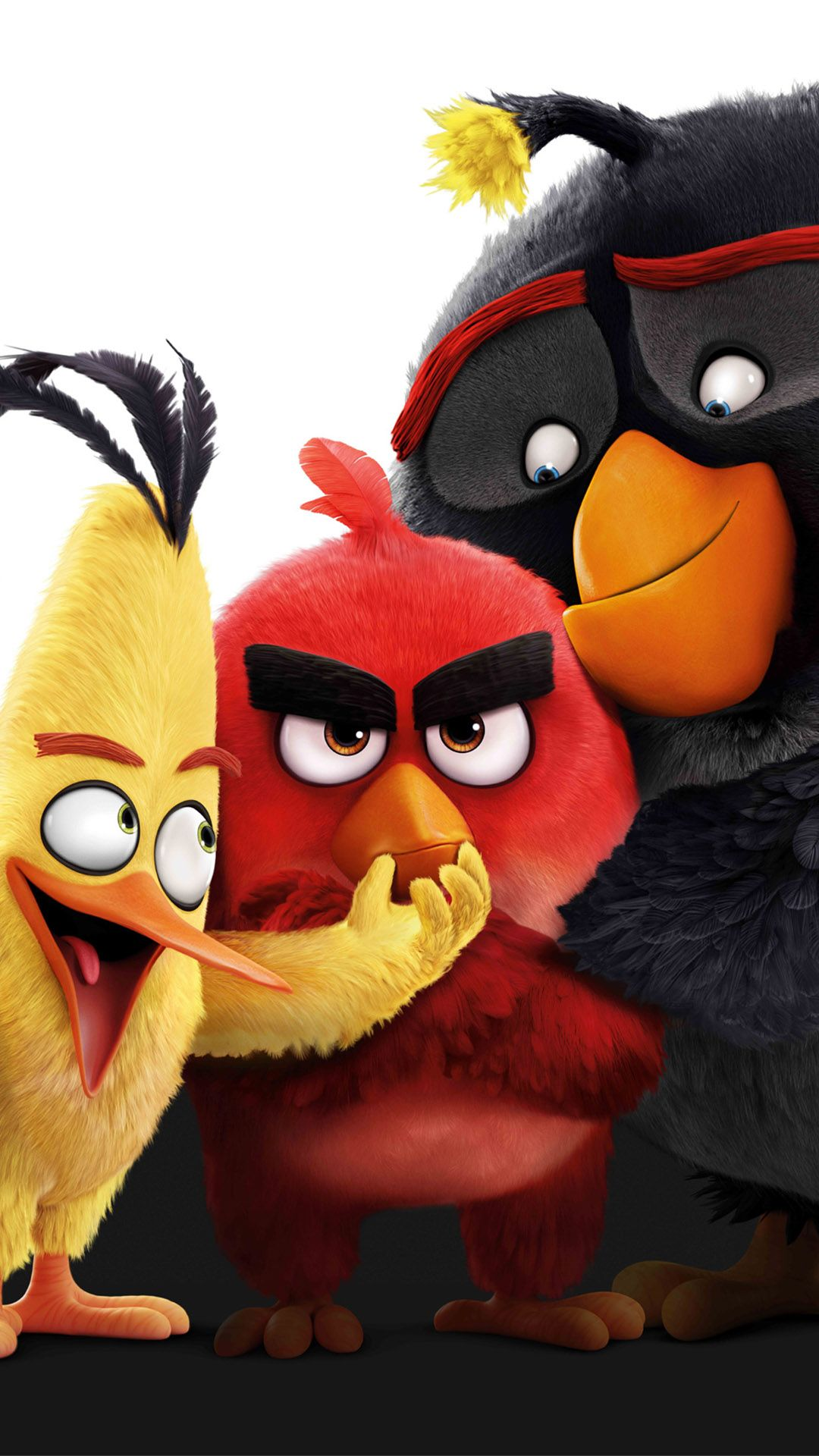 Angry Birds Mobile HD Wallpaper in 2020 Cute cartoon