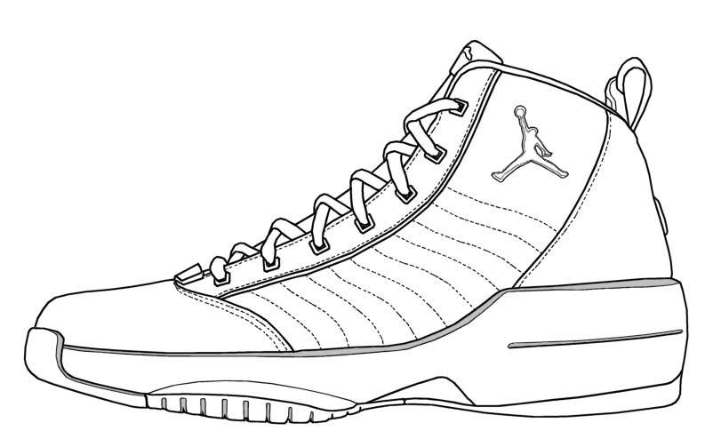 Air Jordan XIX SE | Kicks | Pinterest | Air jordan, Trazos y Planos