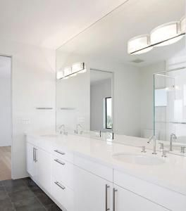 Why You Need A Large Frameless Bathroom Wall Mirror X Large Stuff Large Bathroom Mirrors Mirror Wall Bathroom Bathroom Mirror