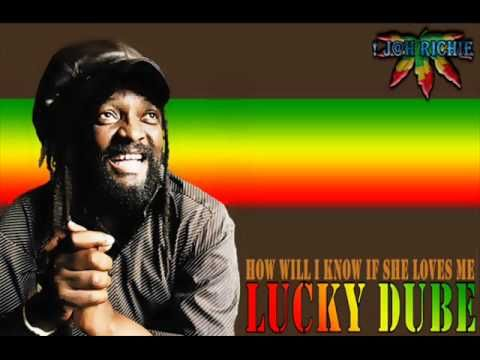 Lucky Dube How Will I Know If She Loves Me Lucky Dube All Songs Songs