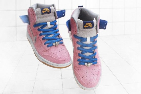 CNCPTS x Nike SB Dunk High When Pigs Fly - inspired by 80 s movie Porky s ee4152122