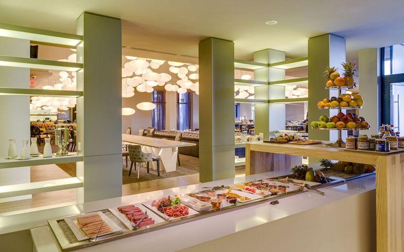 Protea Hotel Fire Ice Menlyn By Marriott Breakfast