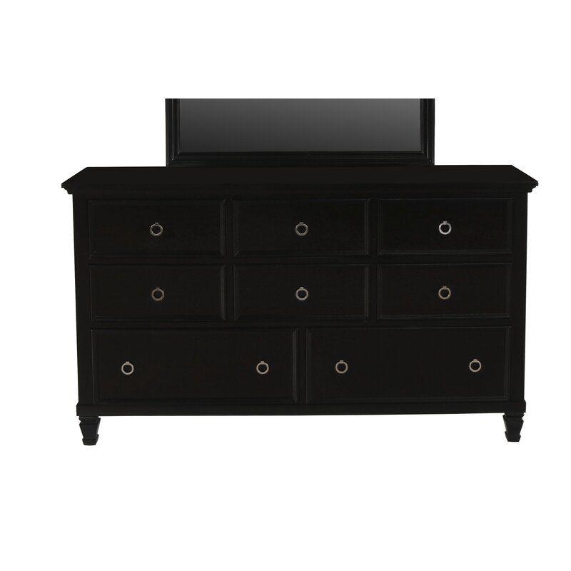 Freeport 8 Drawer Dresser In 2020 8 Drawer Dresser Dresser Drawers Drawers