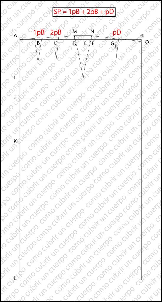 130608_1 calculo de falda | FALDAS | Pinterest | Falda, Consejos ...