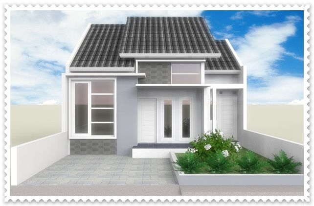 Contoh Model Perumahan Gaya Minimalis Modern Terbaru Eksterior Rumah Modern Rumah Minimalis Eksterior Modern