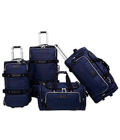 Cremieux Voyager Navy Luggage Collection Dillards Wedding