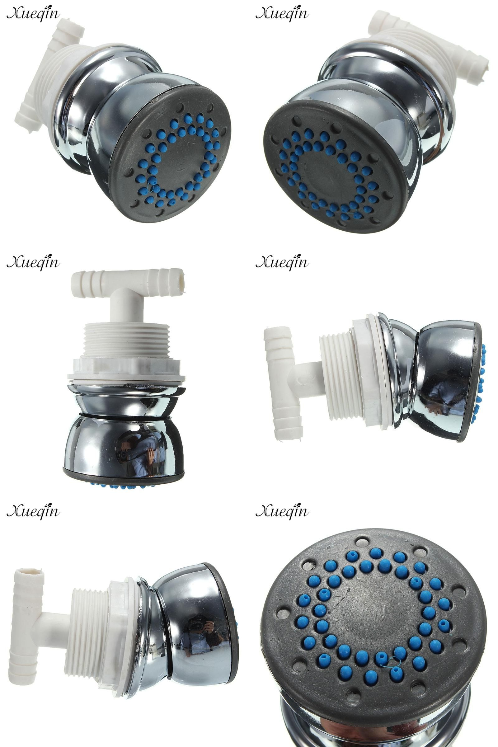 Visit to Buy] Xueqin Practical Bathroom Water Saving Shower Head ...
