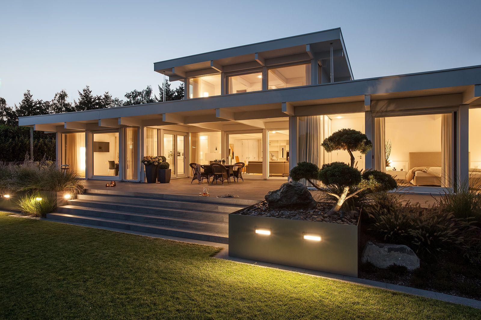 Davinci Haus Endlose Architektonische Freiheit Haus Bungalow Haus Architektur Bungalow