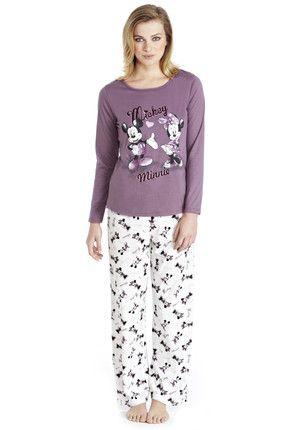 Disney Minnie and Mickey Pyjamas. Tesco £13 | Pajamas | Pinterest ...
