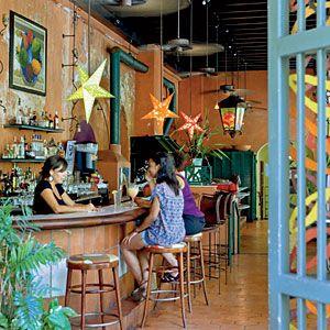 The Colors of Puerto Rico | Happy Hour | CoastalLiving.com