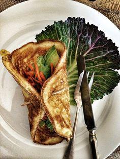 les cuisines de garance: pancake au psyllium #sans gluten #sans